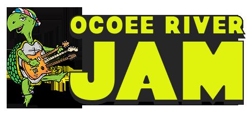 Ocoee River Jam